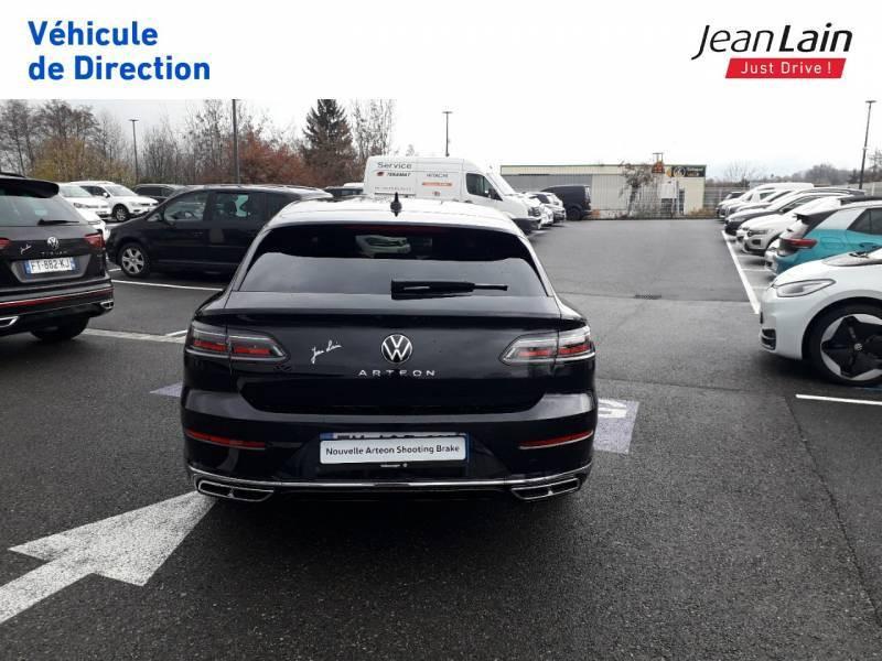 Volkswagen Arteon Arteon Shooting Brake 2.0 TDI EVO SCR 150 DSG7 R-Line 5p Noir occasion à Seynod - photo n°6
