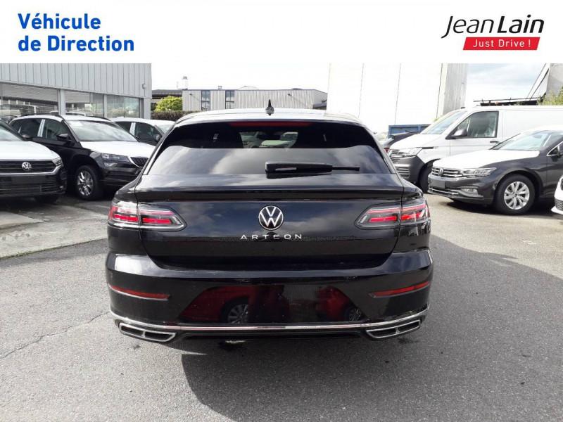 Volkswagen Arteon Arteon Shooting Brake 2.0 TDI EVO SCR 150 DSG7 R-Line 5p Noir occasion à Ville-la-Grand - photo n°6