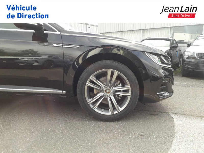 Volkswagen Arteon Arteon Shooting Brake 2.0 TDI EVO SCR 150 DSG7 R-Line 5p Noir occasion à Ville-la-Grand - photo n°9