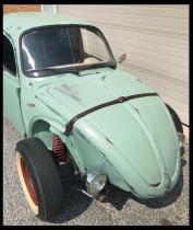 Volkswagen Beetle occasion à Lyon