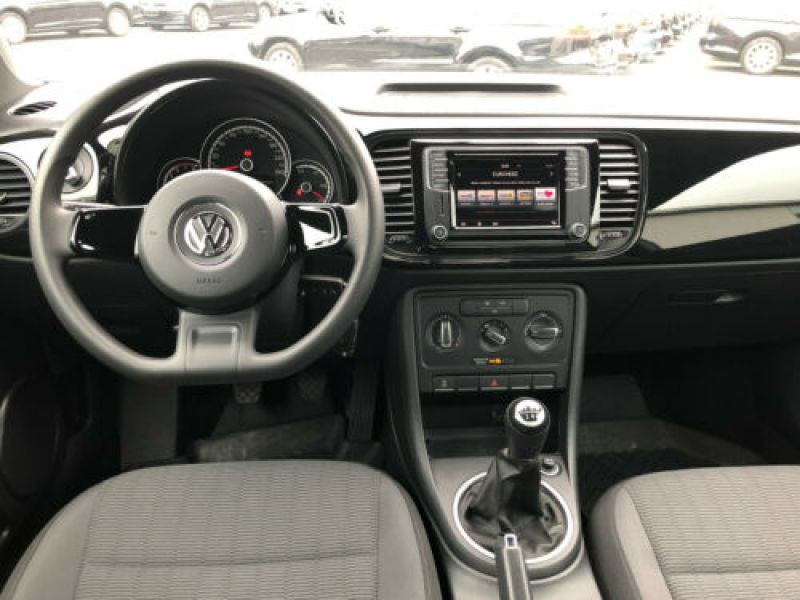 Volkswagen Beetle 1.2 TSI 105 Noir occasion à Beaupuy - photo n°2