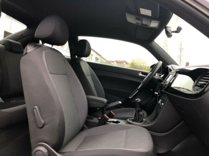 Volkswagen Beetle 1.2 TSI 105 Noir occasion à Beaupuy - photo n°7