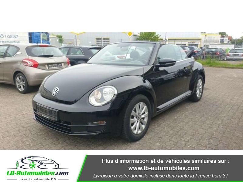 Volkswagen Beetle 1.2 TSI 105 Noir occasion à Beaupuy