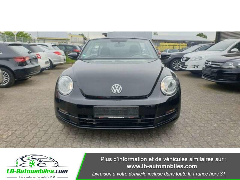 Volkswagen Beetle 1.2 TSI 105 Noir occasion à Beaupuy - photo n°6
