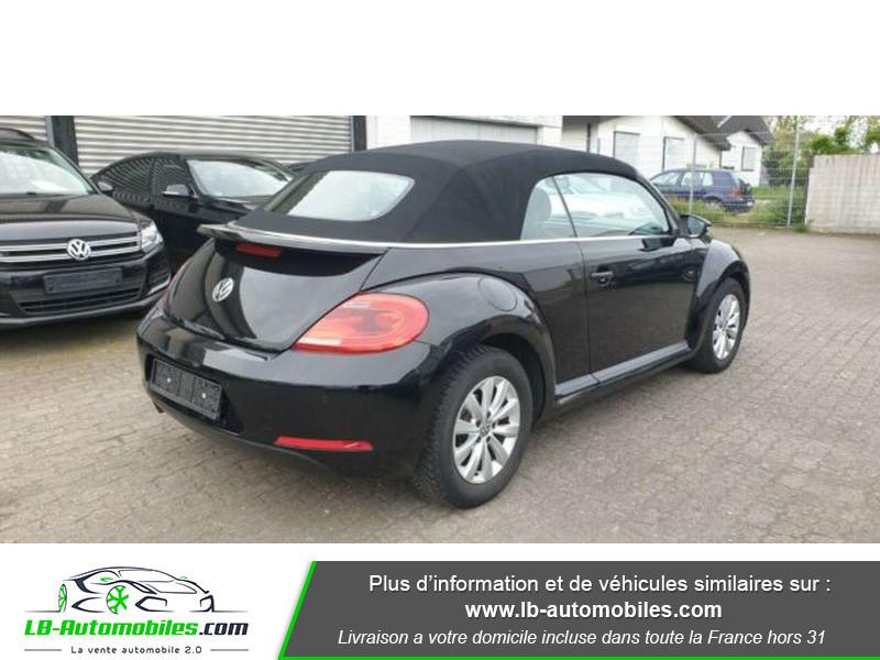 Volkswagen Beetle 1.2 TSI 105 Noir occasion à Beaupuy - photo n°3