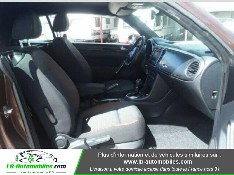 Volkswagen Beetle 1.4 TSI 150 DSG Marron occasion à Beaupuy - photo n°3