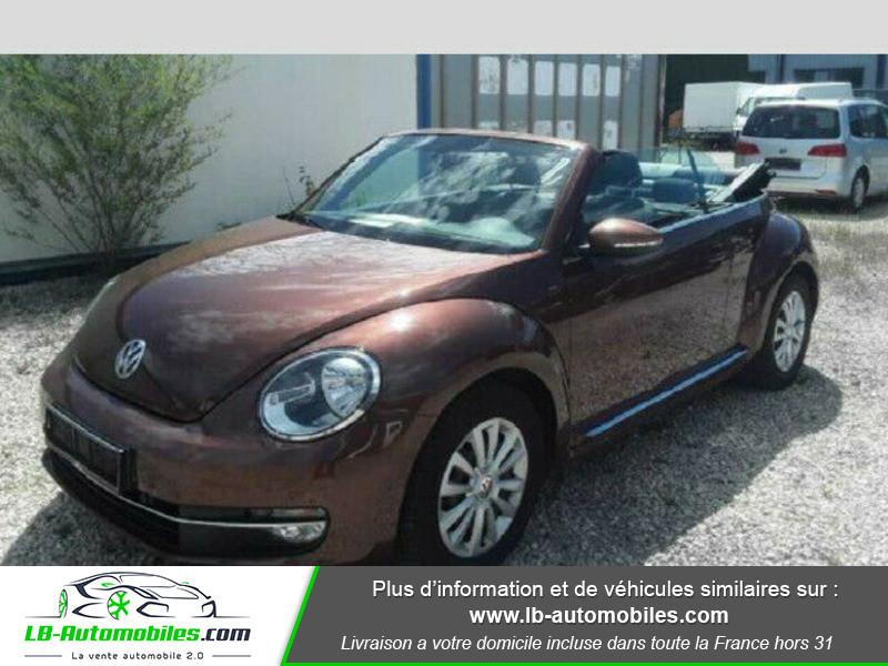 Volkswagen Beetle 1.4 TSI 150 DSG Marron occasion à Beaupuy