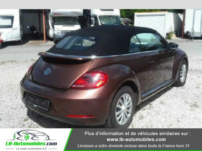 Volkswagen Beetle 1.4 TSI 150 DSG Marron occasion à Beaupuy - photo n°2