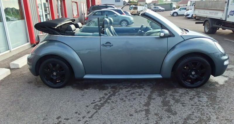 Volkswagen Beetle 1.9 TDI 100CH CARAT Bleu occasion à FONTAINE LES GRES - photo n°7