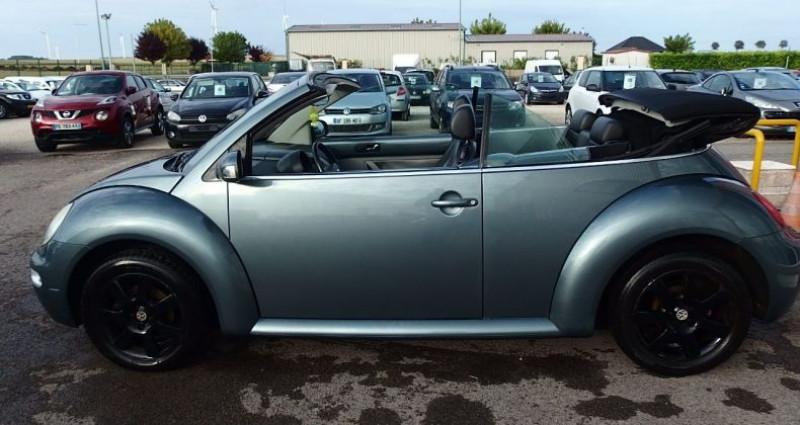 Volkswagen Beetle 1.9 TDI 100CH CARAT Bleu occasion à FONTAINE LES GRES - photo n°6