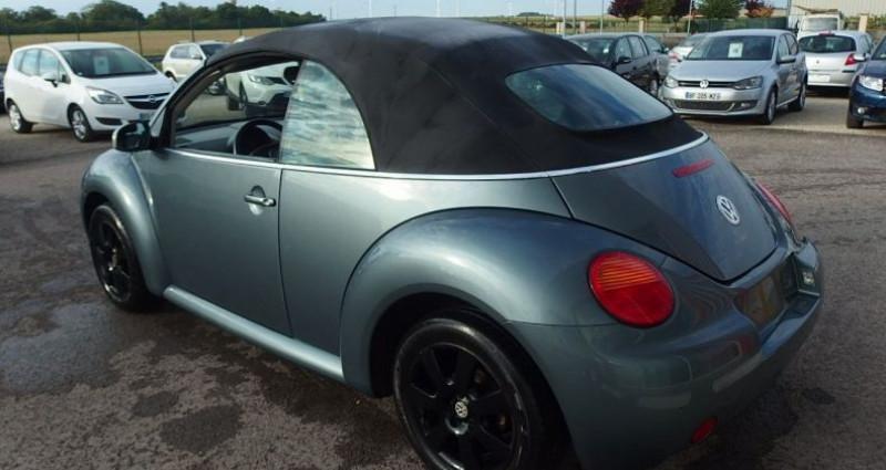 Volkswagen Beetle 1.9 TDI 100CH CARAT Bleu occasion à FONTAINE LES GRES - photo n°2