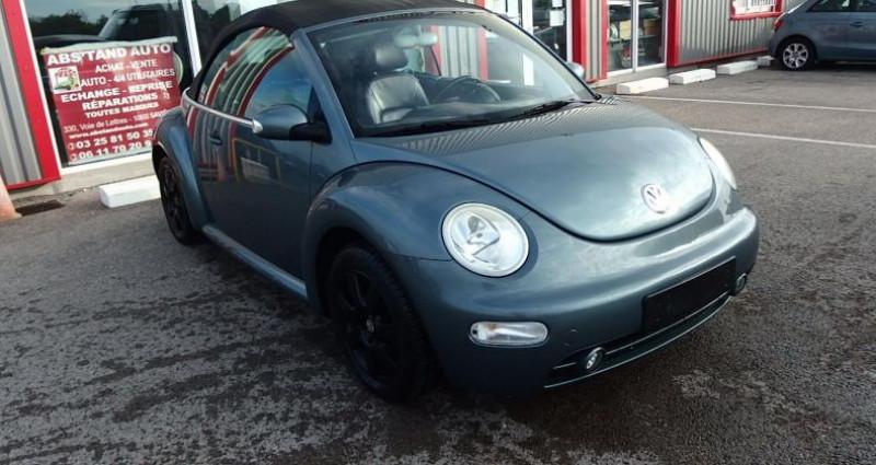 Volkswagen Beetle 1.9 TDI 100CH CARAT Bleu occasion à FONTAINE LES GRES