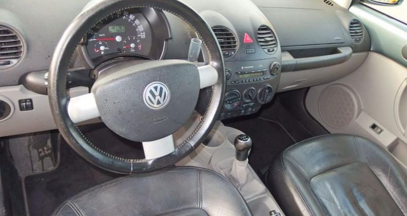 Volkswagen Beetle 1.9 TDI 100CH CARAT Bleu occasion à FONTAINE LES GRES - photo n°5