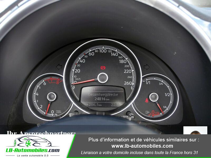 Volkswagen Beetle Cabriolet 1.2 TSI Noir occasion à Beaupuy - photo n°8