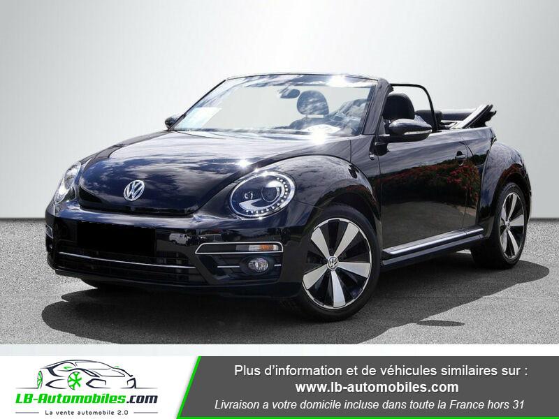 Volkswagen Beetle Cabriolet 1.2 TSI Noir occasion à Beaupuy