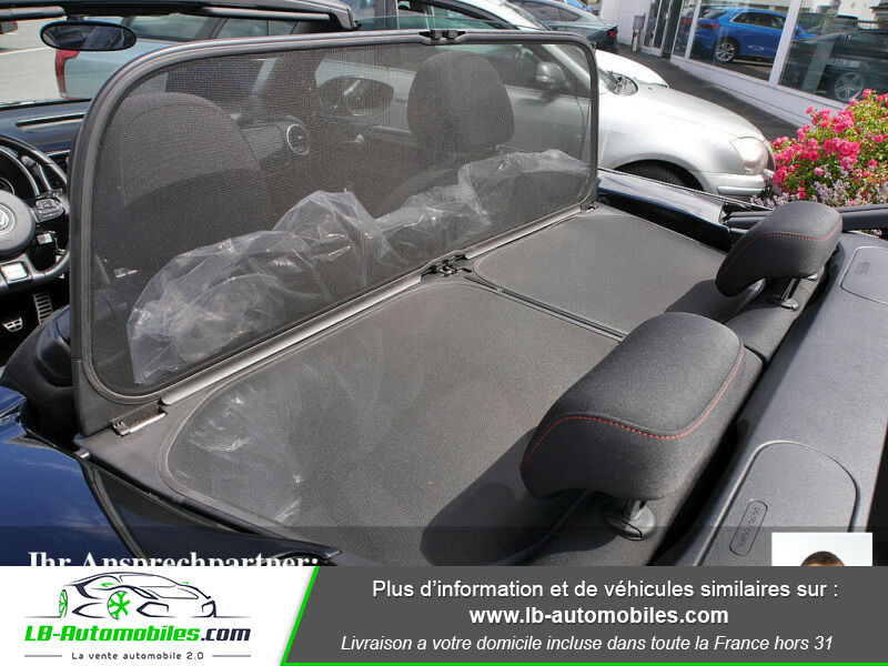 Volkswagen Beetle Cabriolet 1.2 TSI Noir occasion à Beaupuy - photo n°14