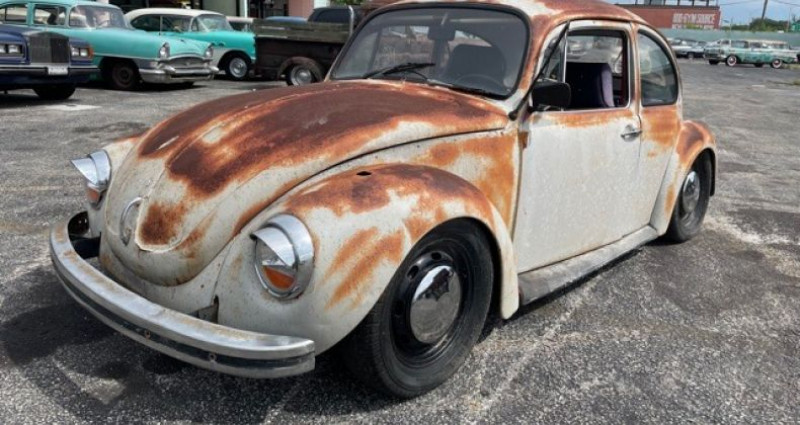 Volkswagen Beetle RAT ROD  occasion à Thiais - photo n°2