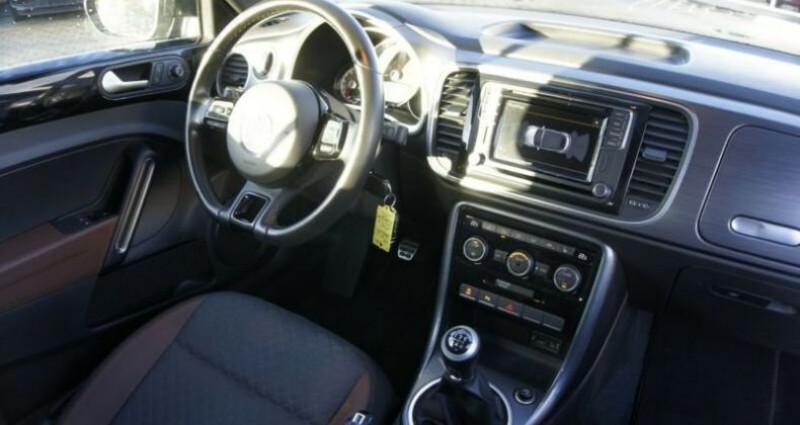 Volkswagen Beetle Volkswagen Beetle Cabrio 1.4 TSI 150 Turbo Allstar GPS/CAMER Noir occasion à Mudaison - photo n°2
