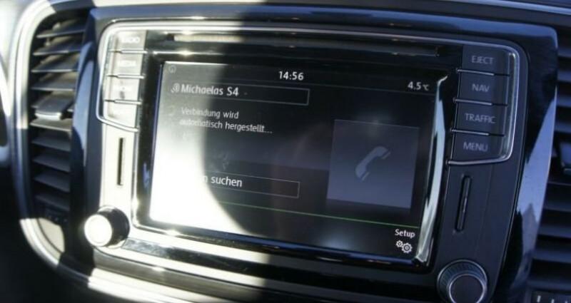 Volkswagen Beetle Volkswagen Beetle Cabrio 1.4 TSI 150 Turbo Allstar GPS/CAMER Noir occasion à Mudaison - photo n°6