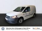 Volkswagen Caddy Van 2.0 TDI 102ch Business Line Blanc à Saint Brieuc 22