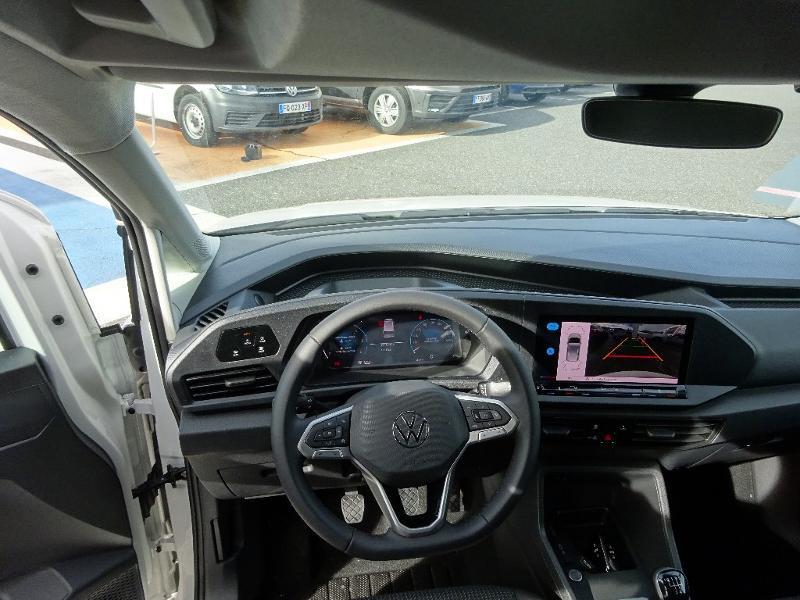 Volkswagen Caddy Van 2.0 TDI 102ch Van Blanc occasion à Onet-le-Château - photo n°6