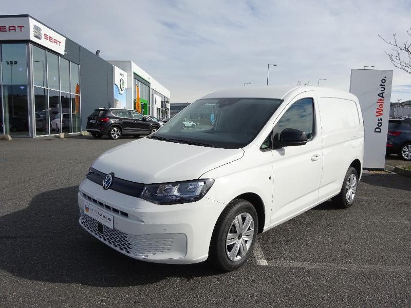 Volkswagen Caddy Van 2.0 TDI 102ch Van Blanc occasion à Onet-le-Château