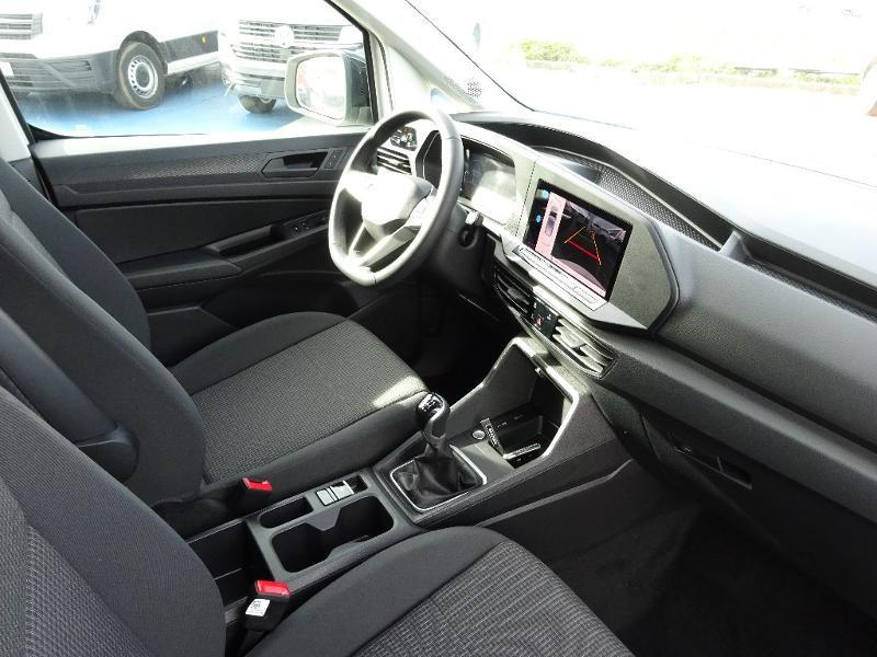Volkswagen Caddy Van 2.0 TDI 102ch Van Blanc occasion à Onet-le-Château - photo n°7