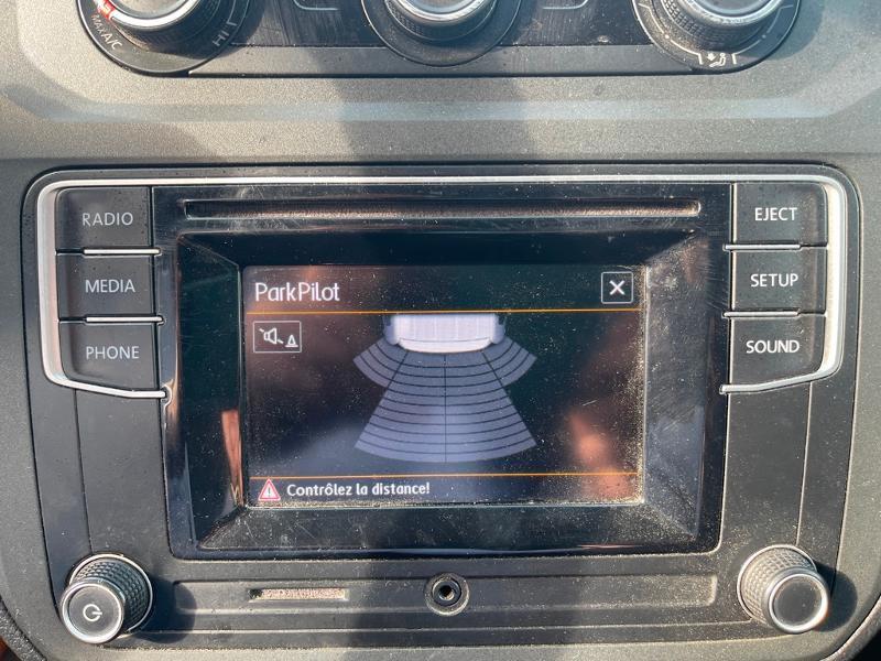 Volkswagen Caddy Van 2.0 TDI 122ch Business Line 4Motion Blanc occasion à Beaune - photo n°8