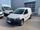 Volkswagen Caddy Van 2.0 TDI 122ch Business Line 4Motion Blanc à Beaune 21