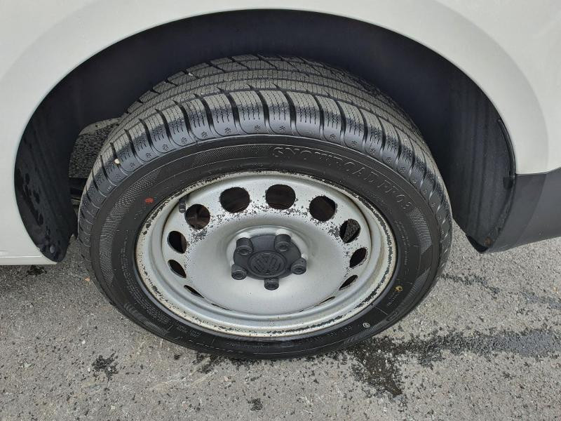 Volkswagen Caddy Van 2.0 TDI 150ch Business Line Blanc occasion à Albi - photo n°9