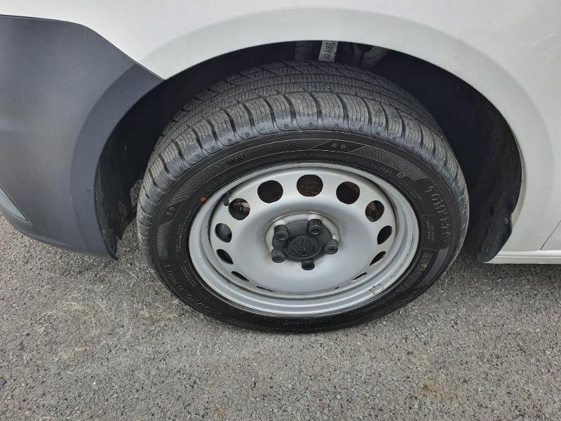 Volkswagen Caddy Van 2.0 TDI 150ch Business Line Blanc occasion à Albi - photo n°10