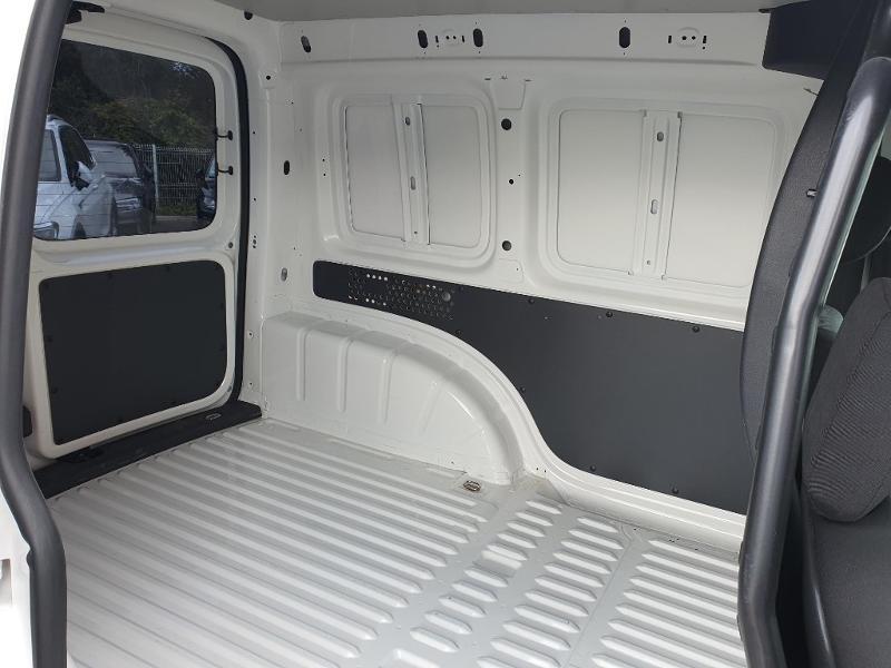 Volkswagen Caddy Van 2.0 TDI 150ch Business Line Blanc occasion à Albi - photo n°7