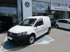 Volkswagen Caddy Van 2.0 TDI 75ch Business Line Blanc à Millau 12