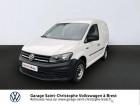 Volkswagen Caddy Van 2.0 TDI 75ch Business Line Blanc à Brest 29