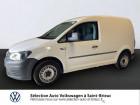 Volkswagen Caddy Van 2.0 TDI 75ch Business Line Blanc à Saint-Brieuc 22