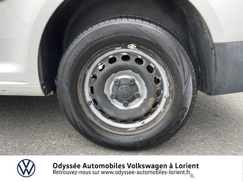 Volkswagen Caddy Van 2.0 TDI 75ch Van Blanc occasion à Lanester - photo n°13