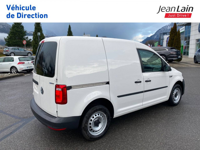 Volkswagen Caddy Van CADDY VAN 1.4 TGI 110 GNV BVM6 BUSINESS LINE 4p Blanc occasion à Scionzier - photo n°5