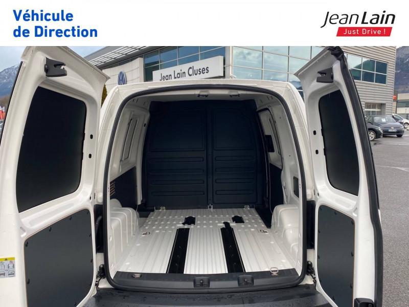 Volkswagen Caddy Van CADDY VAN 1.4 TGI 110 GNV BVM6 BUSINESS LINE 4p Blanc occasion à Scionzier - photo n°10