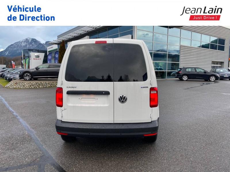 Volkswagen Caddy Van CADDY VAN 1.4 TGI 110 GNV BVM6 BUSINESS LINE 4p Blanc occasion à Scionzier - photo n°6