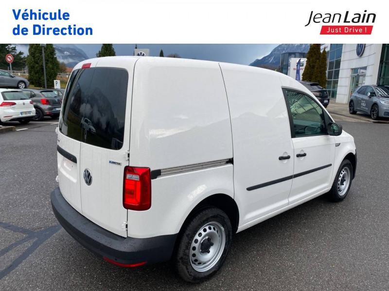 Volkswagen Caddy Van CADDY VAN 1.4 TGI 110 GNV BVM6 BUSINESS LINE 4p Blanc occasion à Scionzier - photo n°4