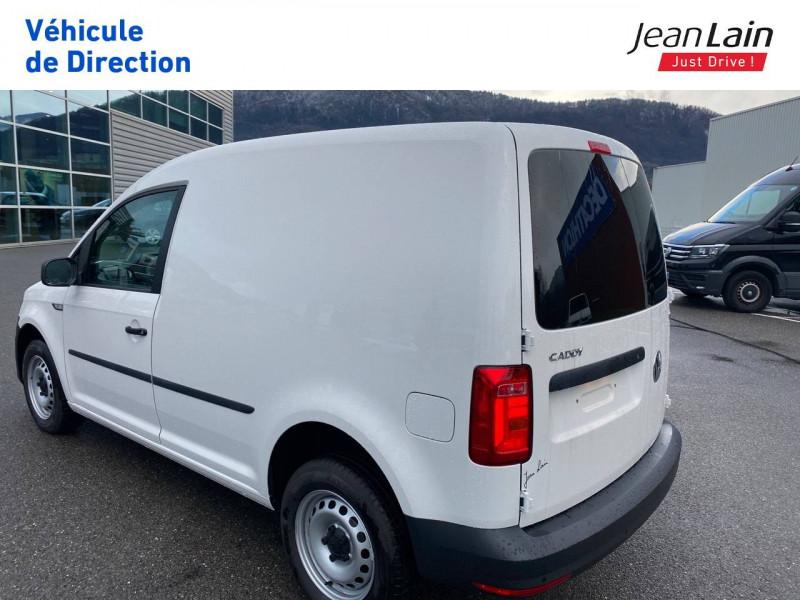 Volkswagen Caddy Van CADDY VAN 1.4 TGI 110 GNV BVM6 BUSINESS LINE 4p Blanc occasion à Scionzier - photo n°7