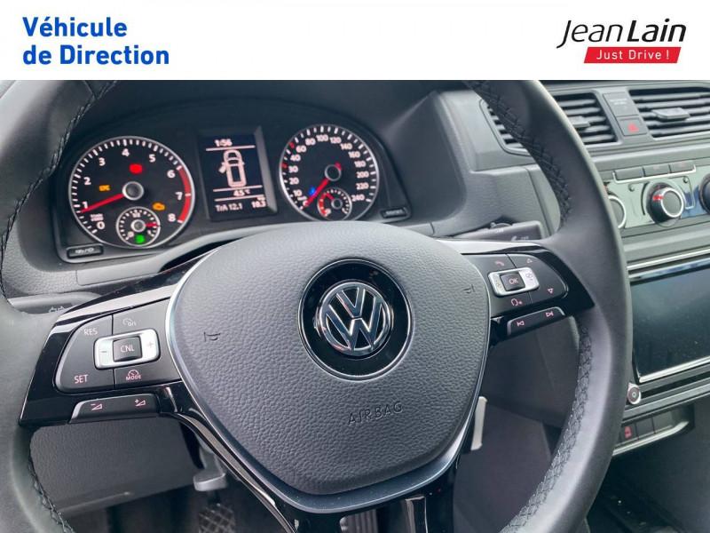 Volkswagen Caddy Van CADDY VAN 1.4 TGI 110 GNV BVM6 BUSINESS LINE 4p Blanc occasion à Scionzier - photo n°12