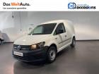 Volkswagen Caddy Van CADDY VAN 1.6 CR TDI 75 FAP BUSINESS LINE 4p Blanc à Seynod 74