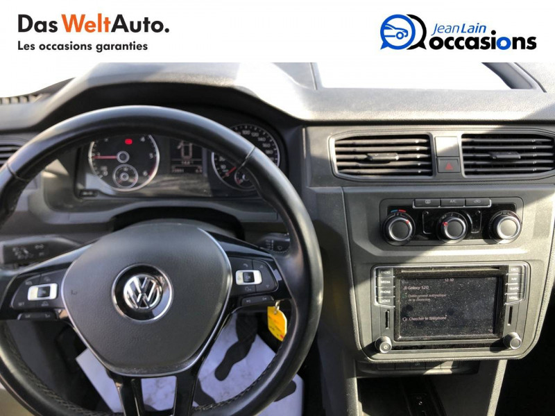 Volkswagen Caddy Van CADDY VAN 2.0 TDI 102 BVM5 BUSINESS LINE PLUS 4p Blanc occasion à La Motte-Servolex - photo n°18