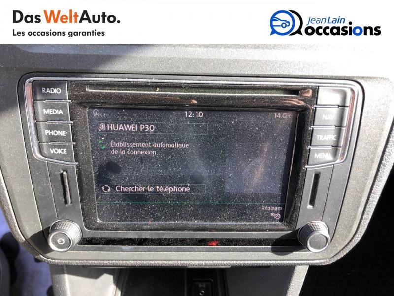Volkswagen Caddy Van CADDY VAN 2.0 TDI 102 BVM5 BUSINESS LINE PLUS 4p Blanc occasion à La Motte-Servolex - photo n°16