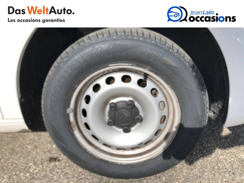 Volkswagen Caddy Van CADDY VAN 2.0 TDI 102 BVM5 BUSINESS LINE PLUS 4p Blanc occasion à La Motte-Servolex - photo n°9