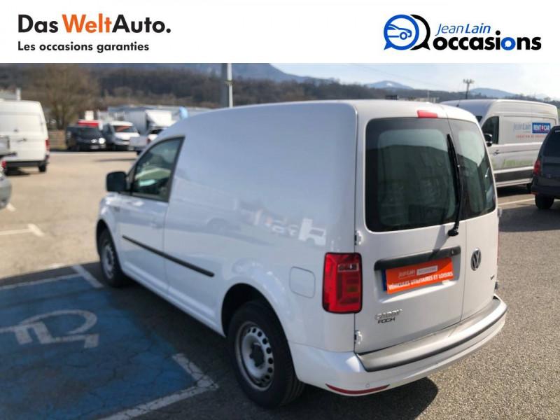 Volkswagen Caddy Van CADDY VAN 2.0 TDI 102 BVM5 BUSINESS LINE PLUS 4p Blanc occasion à La Motte-Servolex - photo n°7