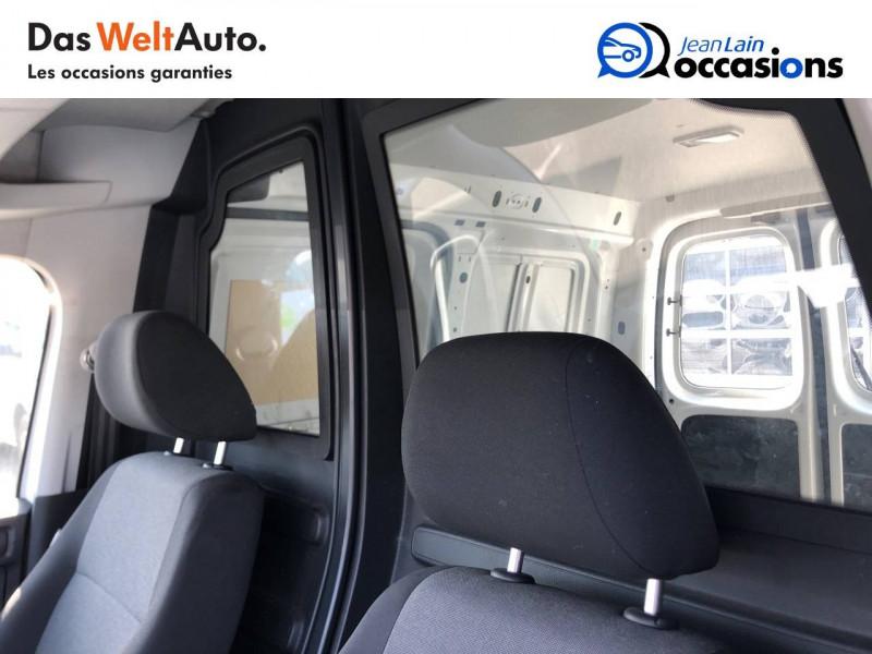 Volkswagen Caddy Van CADDY VAN 2.0 TDI 102 BVM5 BUSINESS LINE PLUS 4p Blanc occasion à La Motte-Servolex - photo n°17