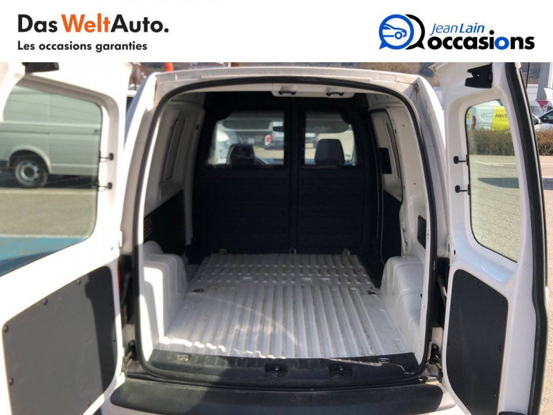 Volkswagen Caddy Van CADDY VAN 2.0 TDI 102 BVM5 BUSINESS LINE PLUS 4p Blanc occasion à La Motte-Servolex - photo n°10