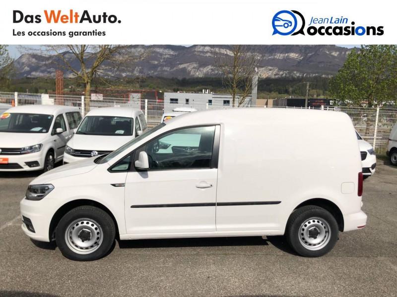 Volkswagen Caddy Van CADDY VAN 2.0 TDI 102 BVM5 BUSINESS LINE PLUS 4p Blanc occasion à La Motte-Servolex - photo n°8